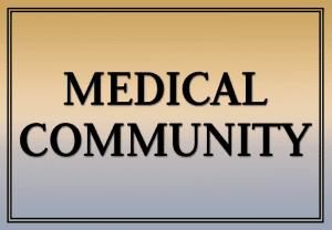 Holistic treatment medical community