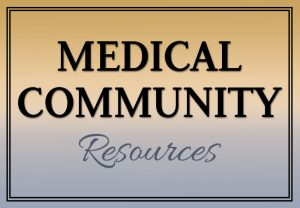 Addiction treatment medical resources